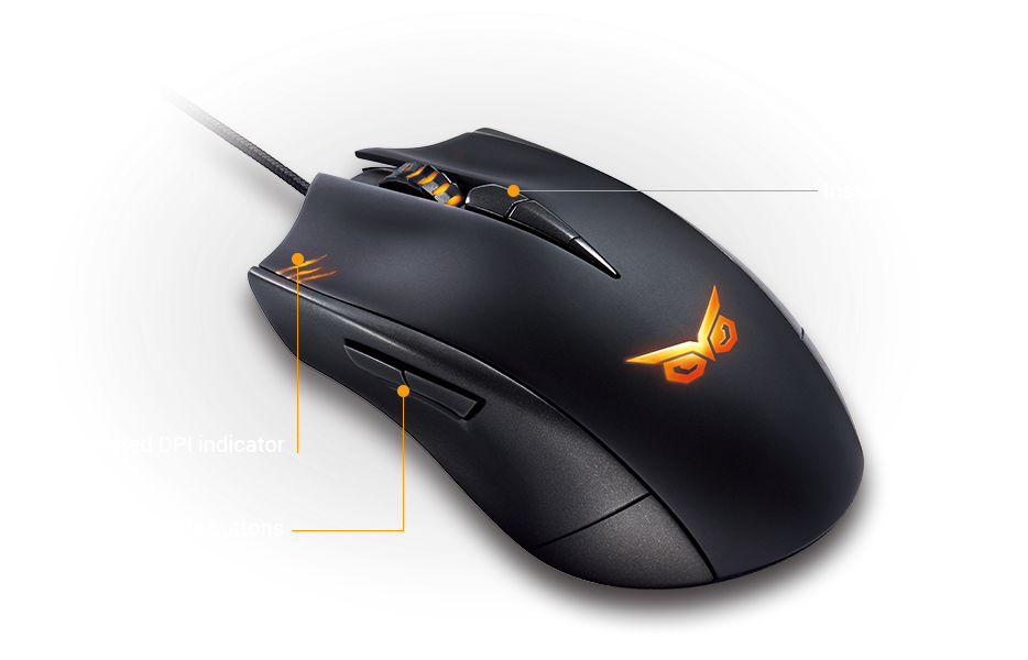 STRIX CLAW | Keyboards & Mice | ASUS Global