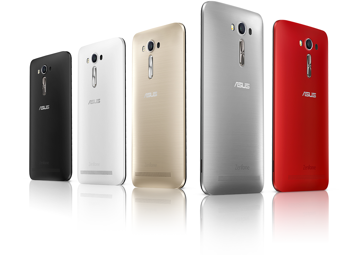 ZenFone 2 Laser ZE551KL Is Available In Six Striking Colors To Reflect Your Personality And Mood Sheer Gold Glacier Gray Delight Choosing An