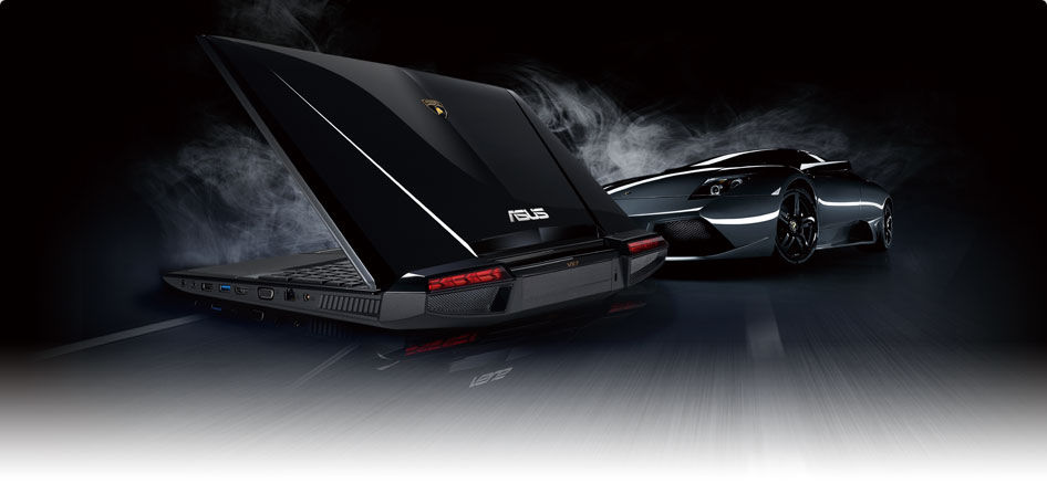 Experience a new style of speed with the ASUS-Automobili Lamborghini VX7