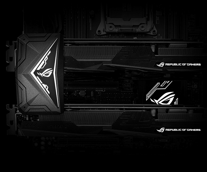 ROG-SLI-HB-BRIDGE | Graphics Card Accessories | ASUS USA