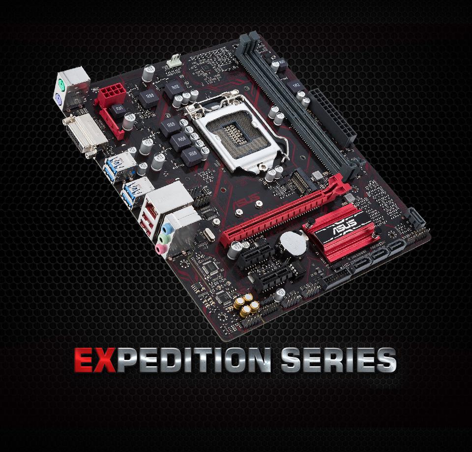 ASUS EX-B150M-V5 D3 Intel Graphics 64 BIT