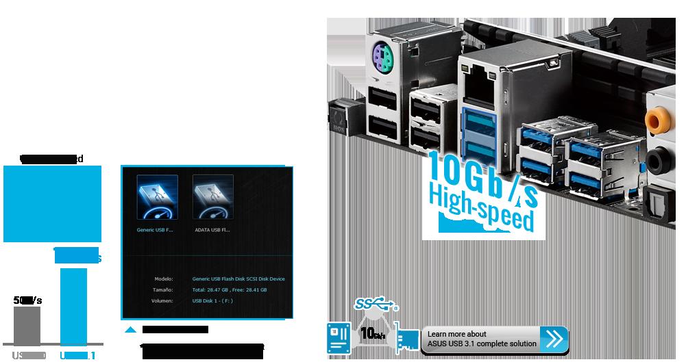 X99-A/USB 3.1 | Mainboards | ASUS Deutschland