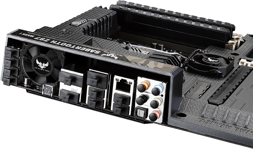 ASUS SABERTOOTH Z97 MARK 2/USB 3.1 Realtek Audio 64 BIT