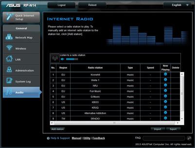 Rp N14 Networking Asus Global