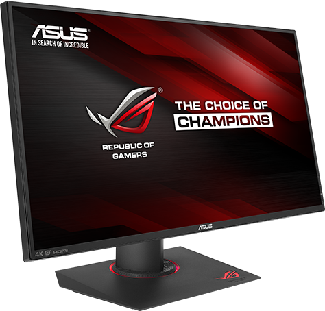 "ASUS ROG Swift PG27AQ Gaming Monitor - 27"" 4K UHD (3840x2160), IPS, G-SYNC™"