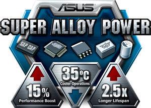 Super Alloy Power