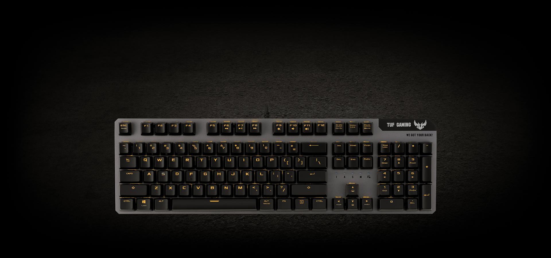 TUF Gaming K7 | Keyboards & Mice | ASUS Global