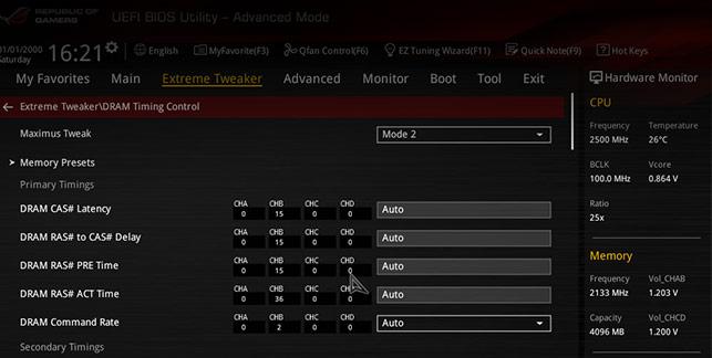 ASUS RAMPAGE V EXTREME/U3.1 KeyBot 64x