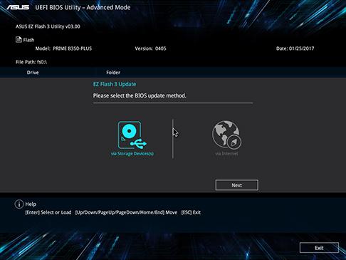 PRIME B350-PLUS | Motherboards | ASUS USA