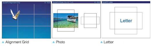 Funkcia QuickFit Virtual Scale