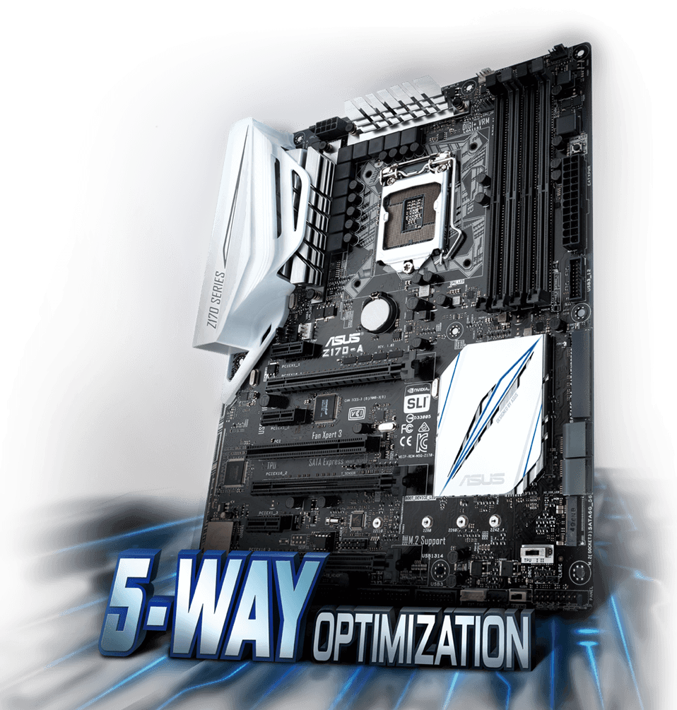 Z170-A | Motherboards | ASUS USA