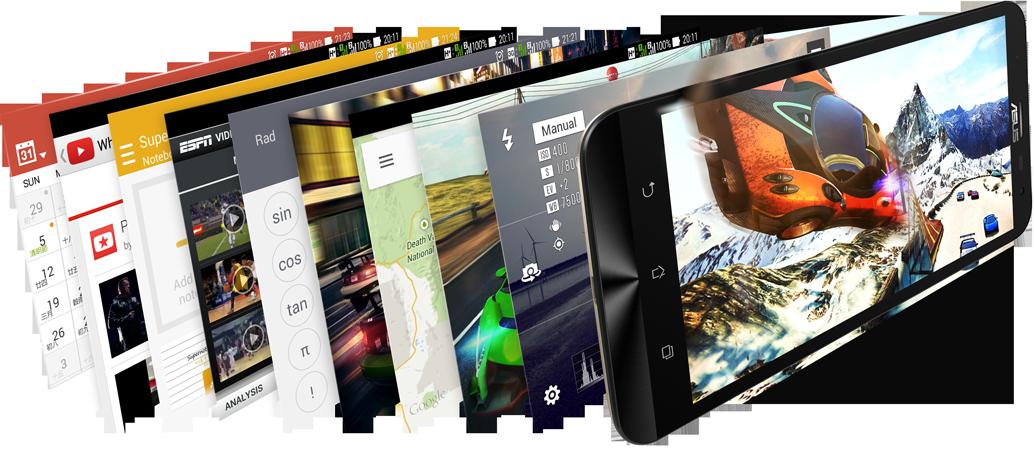 Preferenza ZenFone 2 Laser (ZE600KL) | Phone | ASUS Global AD98