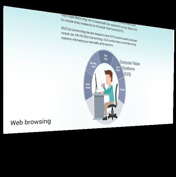 ASUS-Designo-MZ27AQL-blue-light-filter-web-browsing