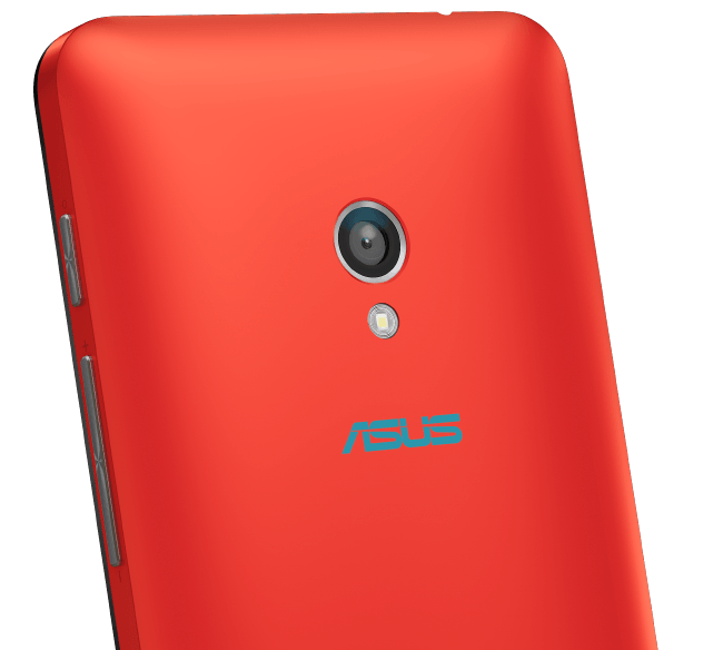 ZenFone A450CG Red