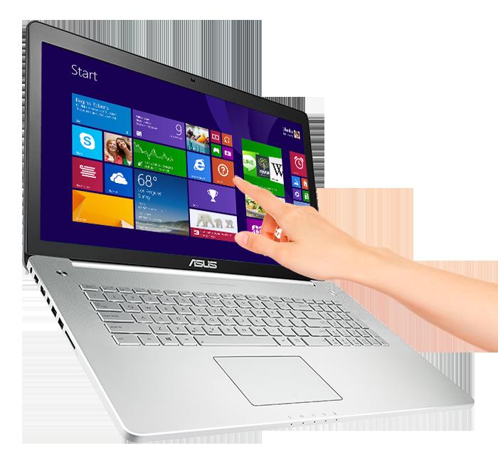 N550JK | Laptops | ASUS Global