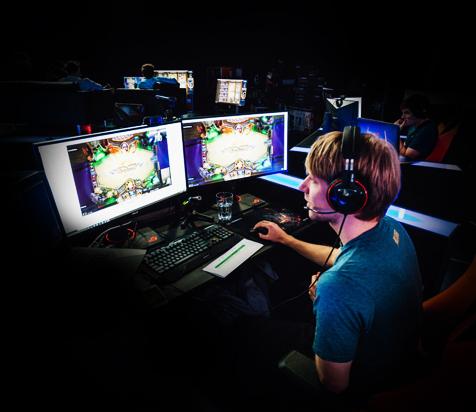 GamingNetworking