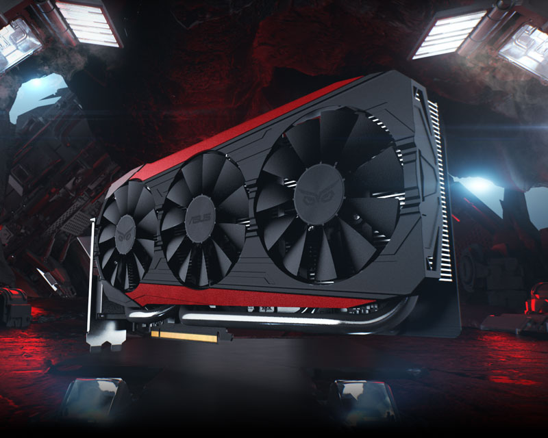 STRIX-R9390-DC3OC-8GD5-GAMING | Graphics Cards | ASUS USA