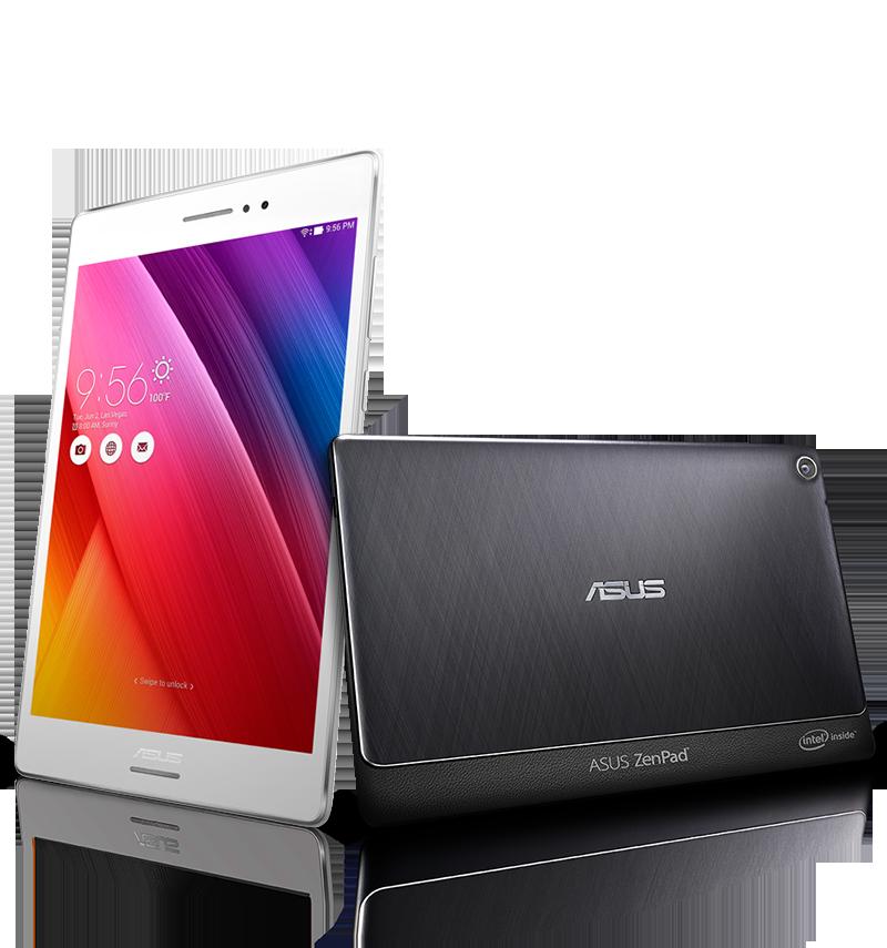 ASUS ZenPad S 8 0 (Z580CA) | Tablets | ASUS Global