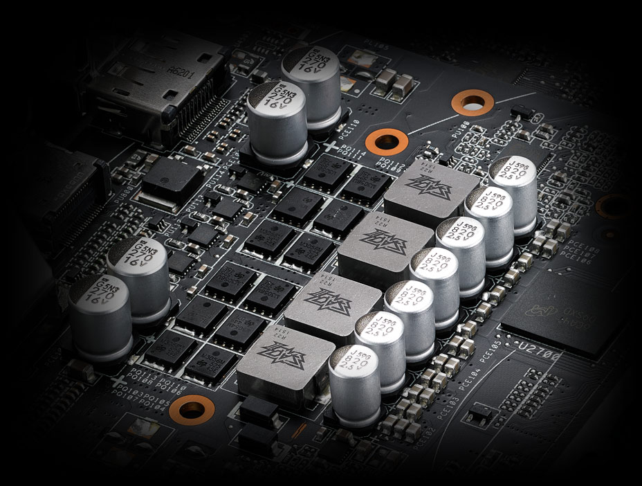 ROG STRIX-RX470-O4G-GAMING   Graphics Cards   ASUS Global