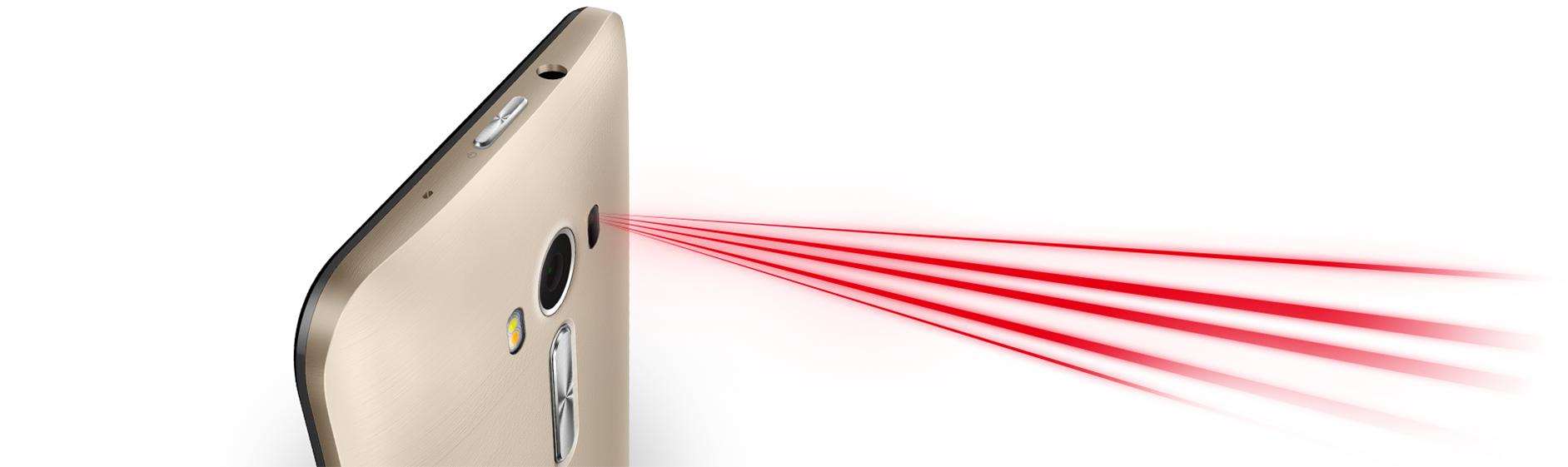 Laser Auto Focus
