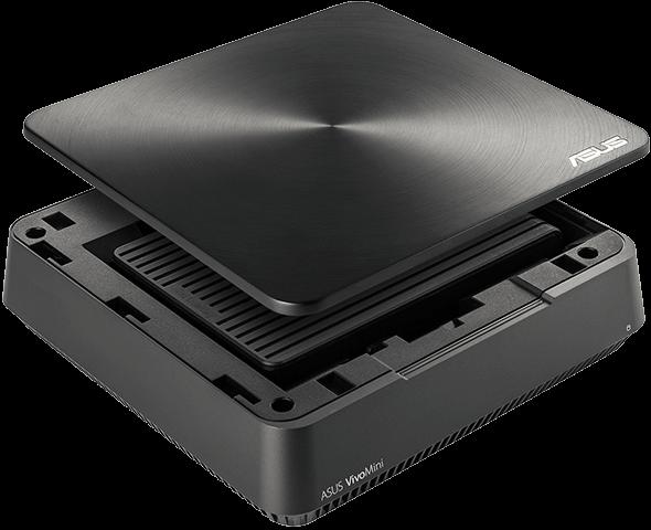 VivoMini VM45-Mini PC- dual storage- vivo dualbay