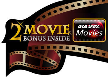2 Acetrax Movies* bonus inside!