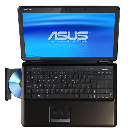 Asus K52F Notebook Turbo Boost Monitor Driver Windows 7