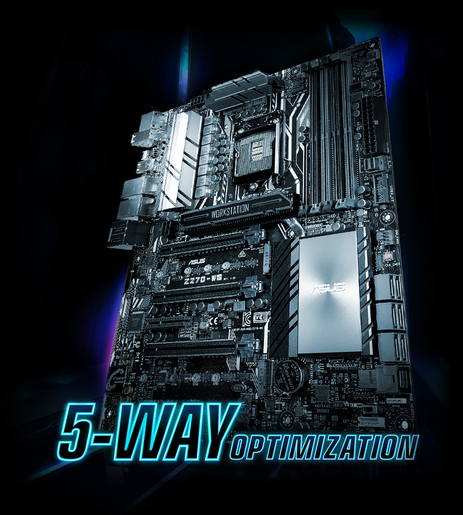Z270 Ws Motherboards Asus Usa Mainboard Motherboard Gigabyte Ga Phoenix Gaming Socket 1151 Kaby Lake Intel 5 Way Optimization Makes Your Pc Smart It Dynamically Optimizes Essential Aspects Of System Based On Real Time Usage So You Get Superb Cpu