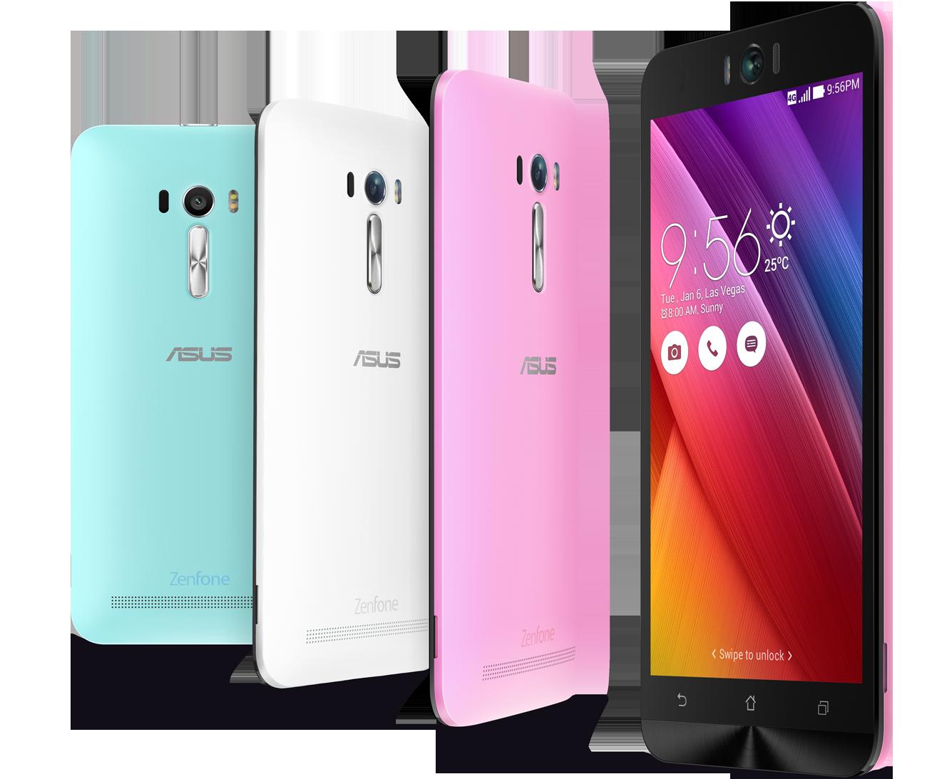 Обзор на Asus Zenfone Selfie