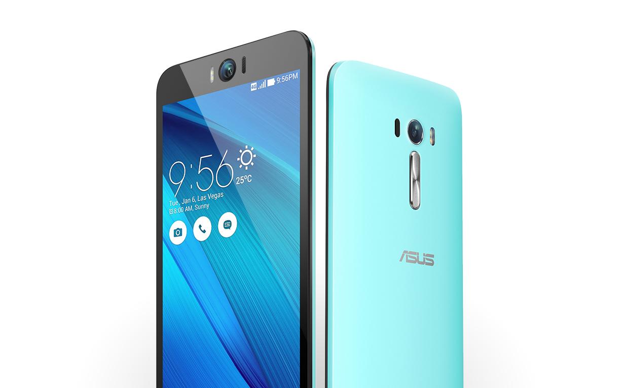 ZenFone Selfie (ZD551KL) | Smartphones