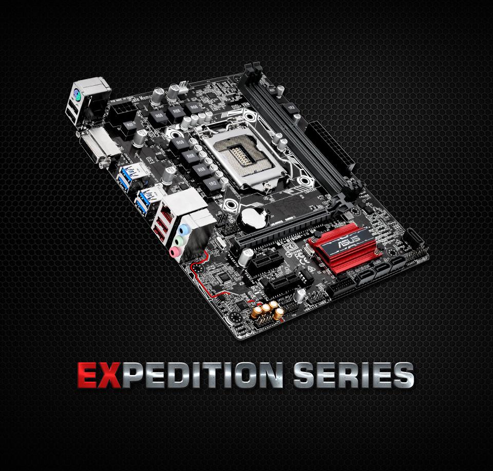 EX-B150M-V5 D3 | Motherboards | ASUS Global