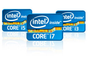 Up to Intel® 3rd gen Core™ i7 processors