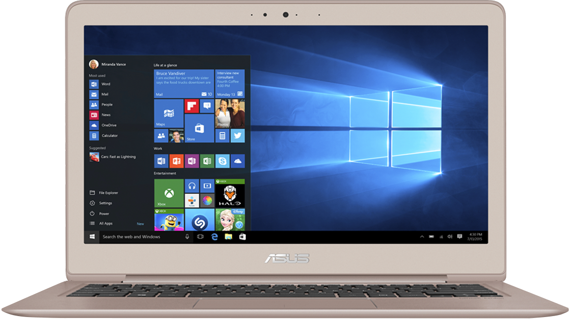 Asus Zenbook UX31E ATK ACPI Drivers for Windows Download