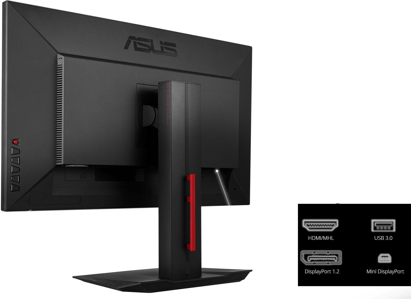 MG279Q | Monitors | ASUS