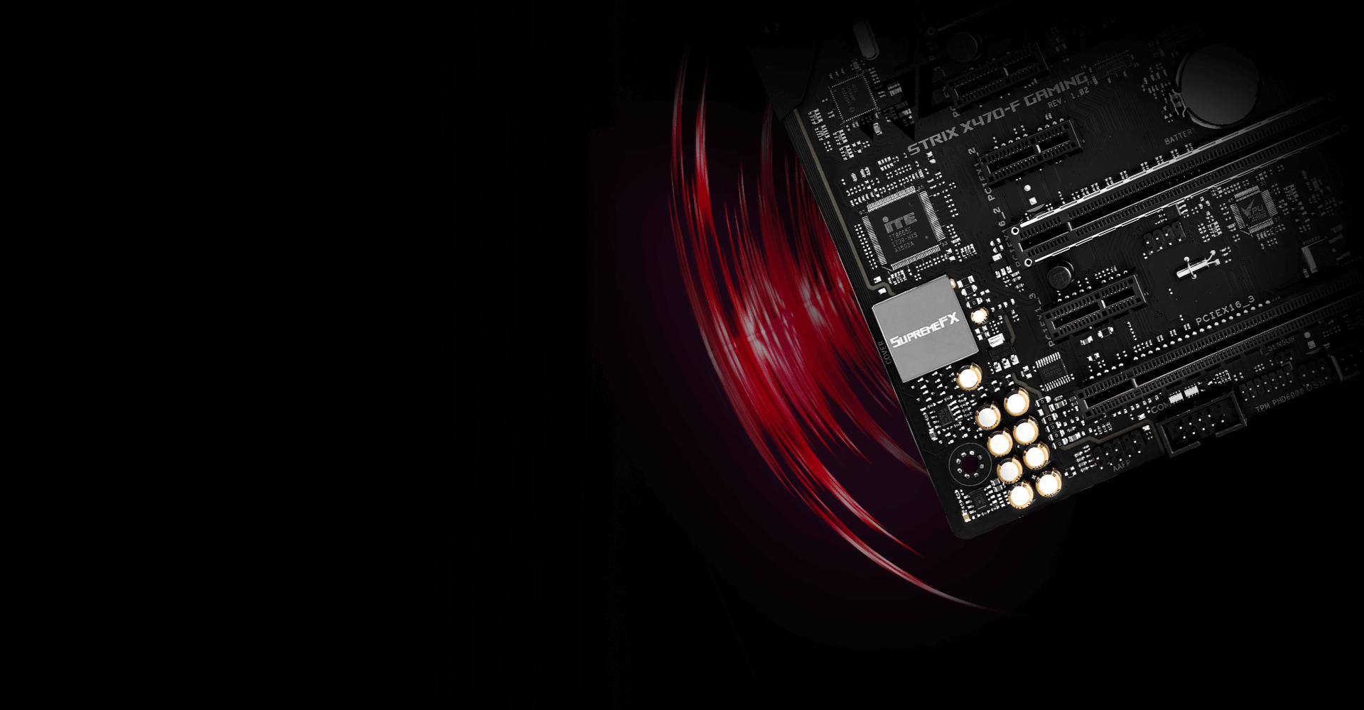 ASUS ROG STRIX X470-F GAMING | Gaming Motherboard | ASUS USA