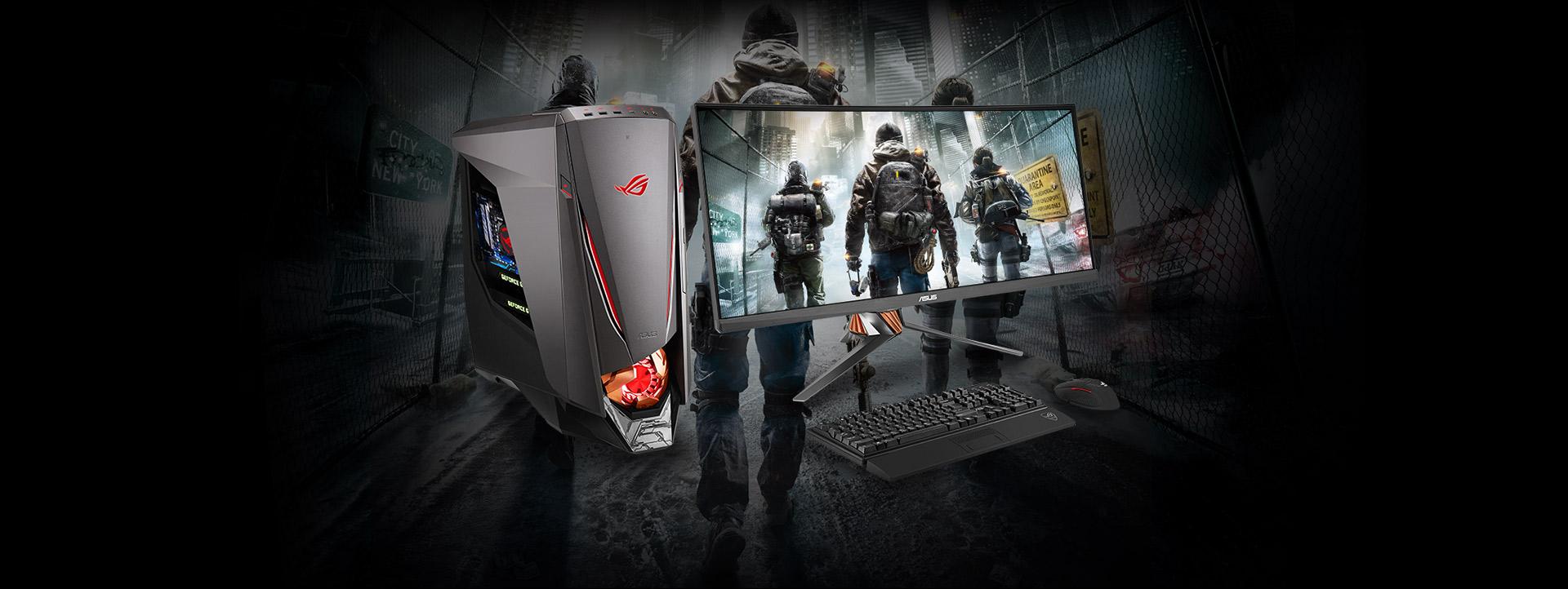 Asus ROG GT51CA-SG011T i7 W10 Laptop