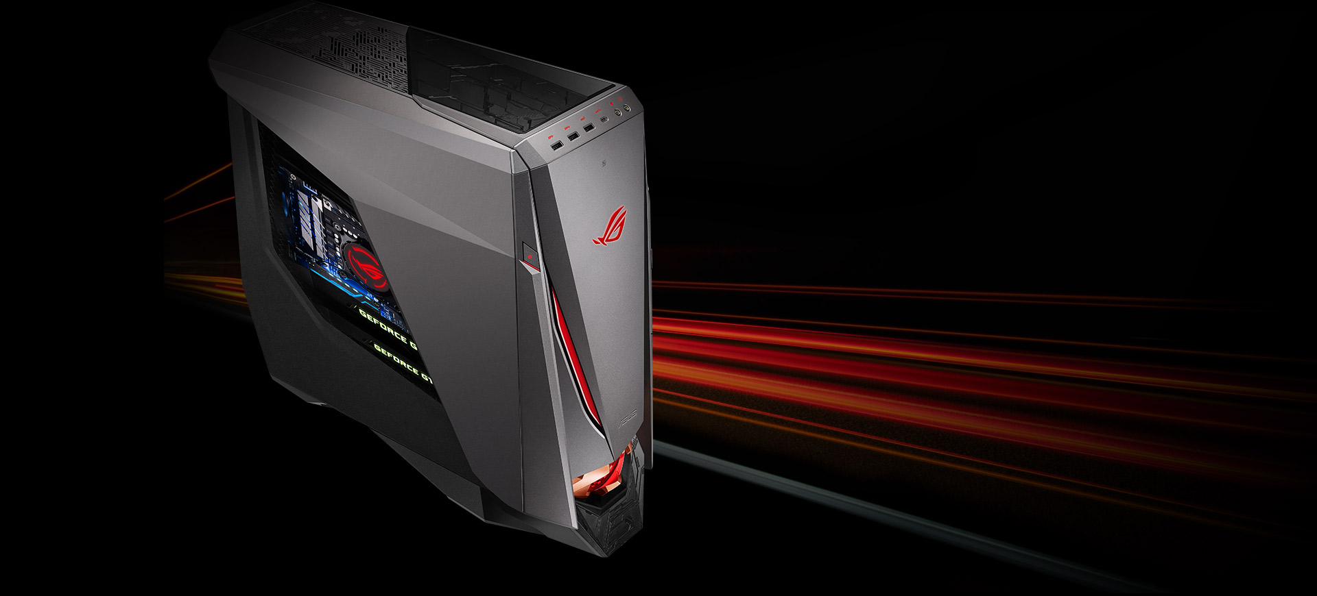 Rog Gt51ca Tower Pcs Asus India