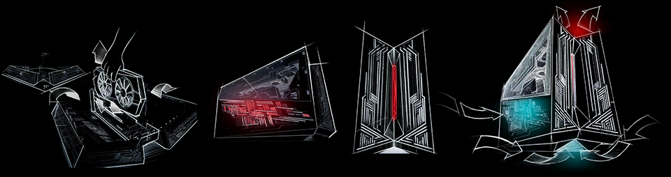 ROG XG STATION 2 | Graphics Card Accessories | ASUS USA