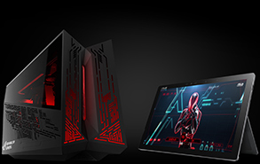 ASUS Transformer Book Pro Et ROG XG Station 2