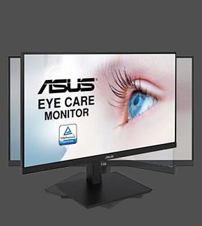 Grâce à son pied ergonomique dont l'inclinaison, la rotation et la hauteur peuvent être ajustées, le TUF Gaming VA27DQSB propose plusieurs options de visionnage ce qui améliore la productivité et le confort visuel de l'utilisateur.