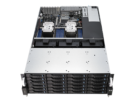 Outstanding high-capacity storage server