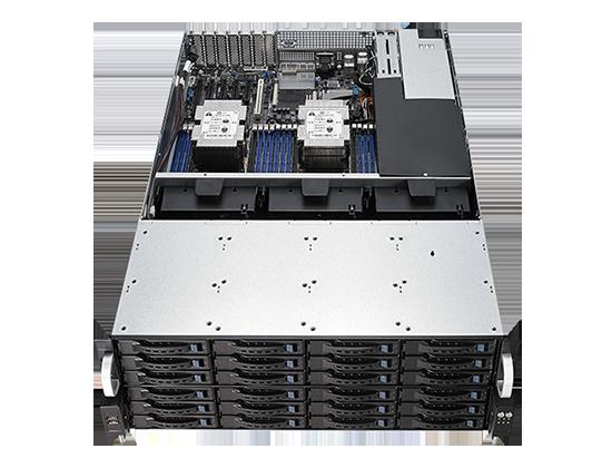 Outstanding high-capacity storage server