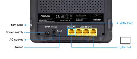 4G-N12 | Networking | ASUS Global