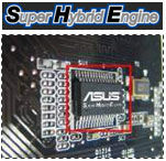 ASUS Super Hybrid Engine