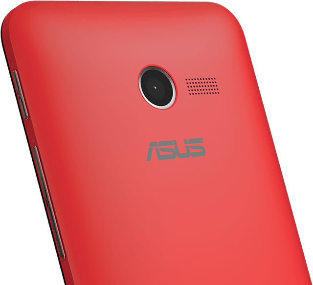 ZenFone A400CG Red