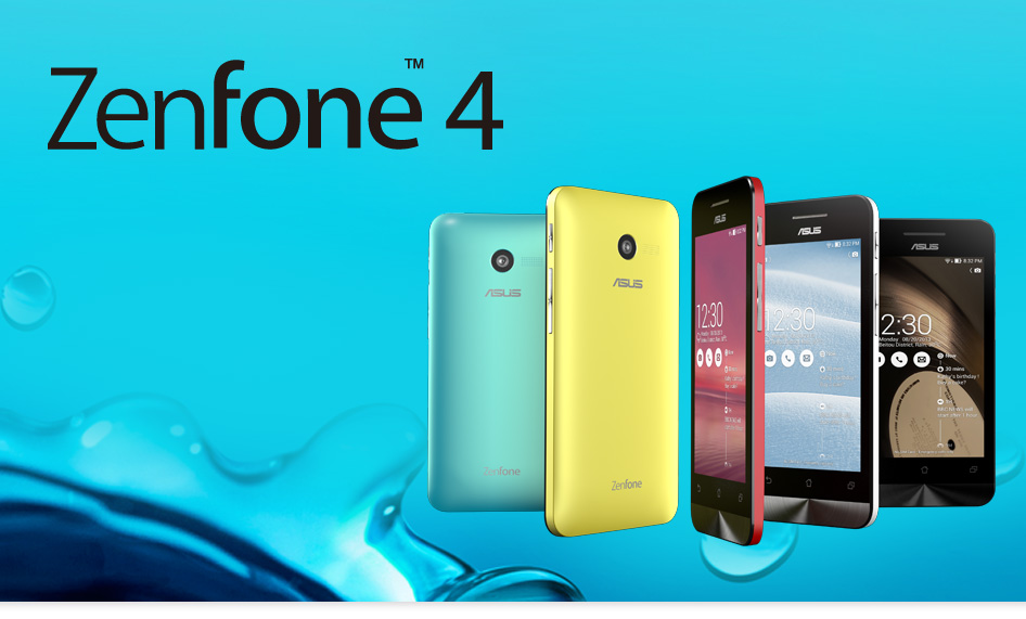Download Software Zenfone 4