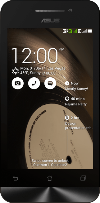 ZenFone 4 Black