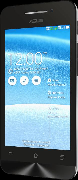 ZenFone 4 White