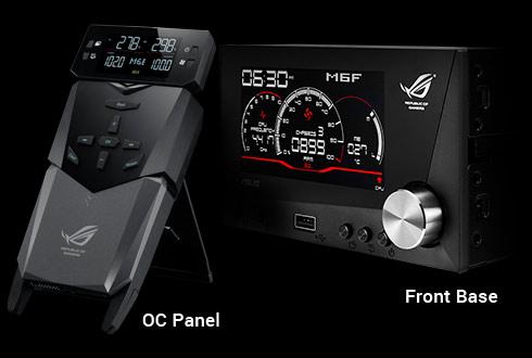 asus oc panel firmware update tool
