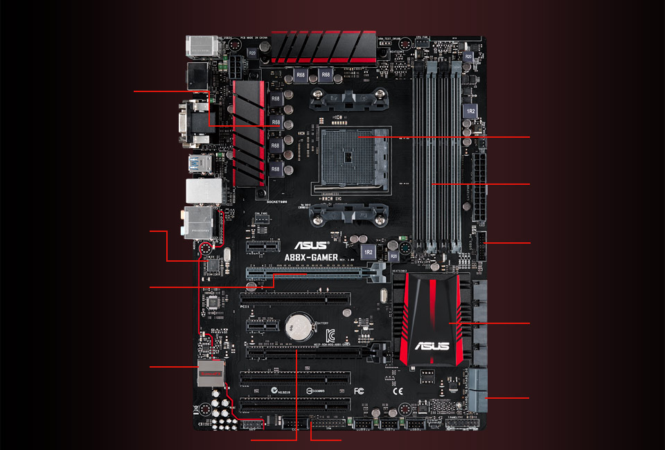 ASUS A88X-GAMER DRIVERS FOR WINDOWS 8